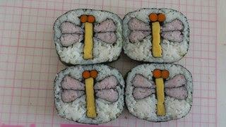 飾り巻き寿司トンボ.JPG